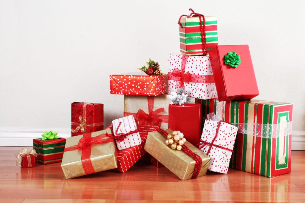 A Christmas Storage Unit